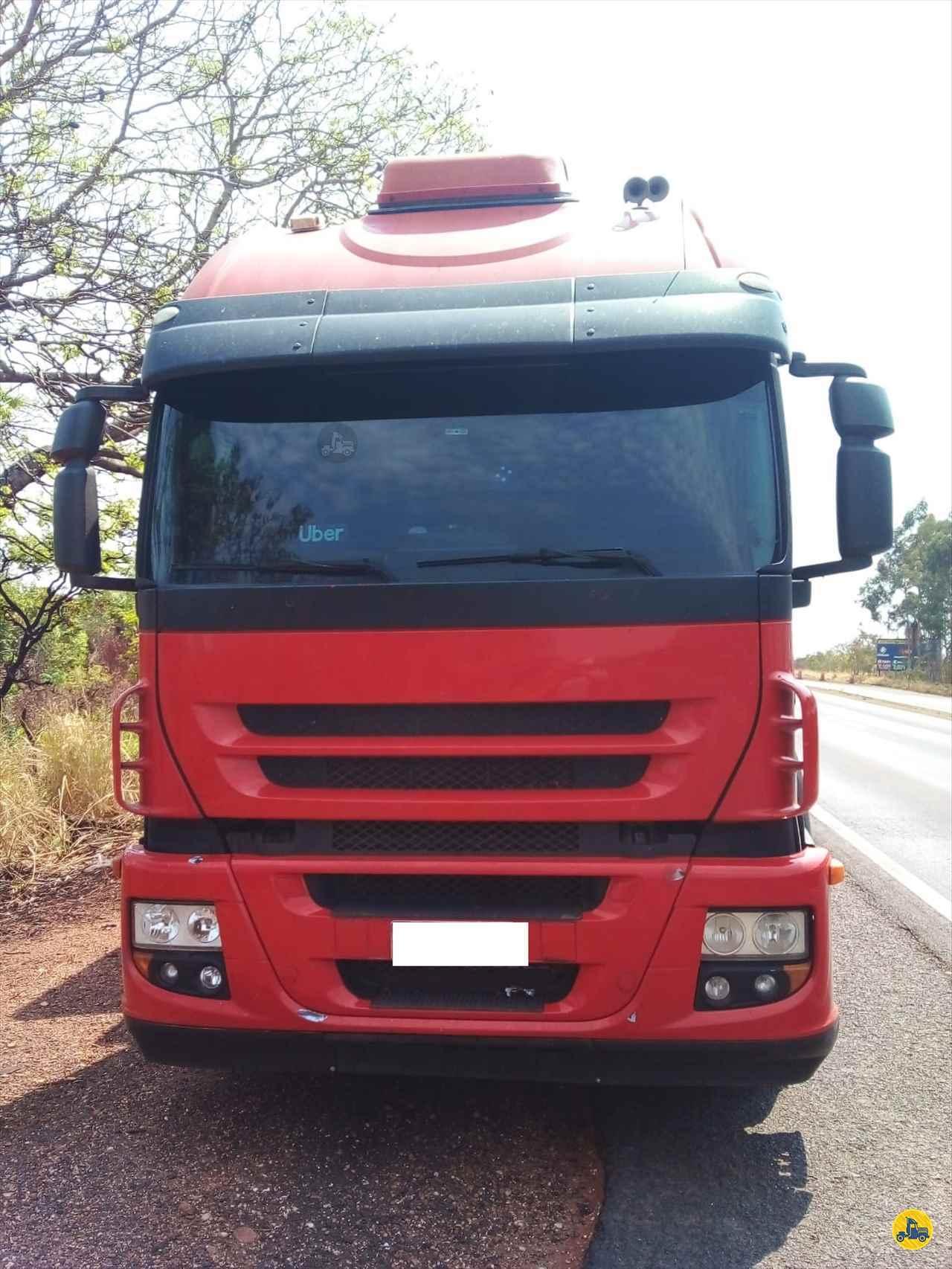 CAMINHAO IVECO STRALIS 410 Cavalo Mecânico Truck 6x2 Transmap Caminhões SANTA ROSA RIO GRANDE DO SUL RS