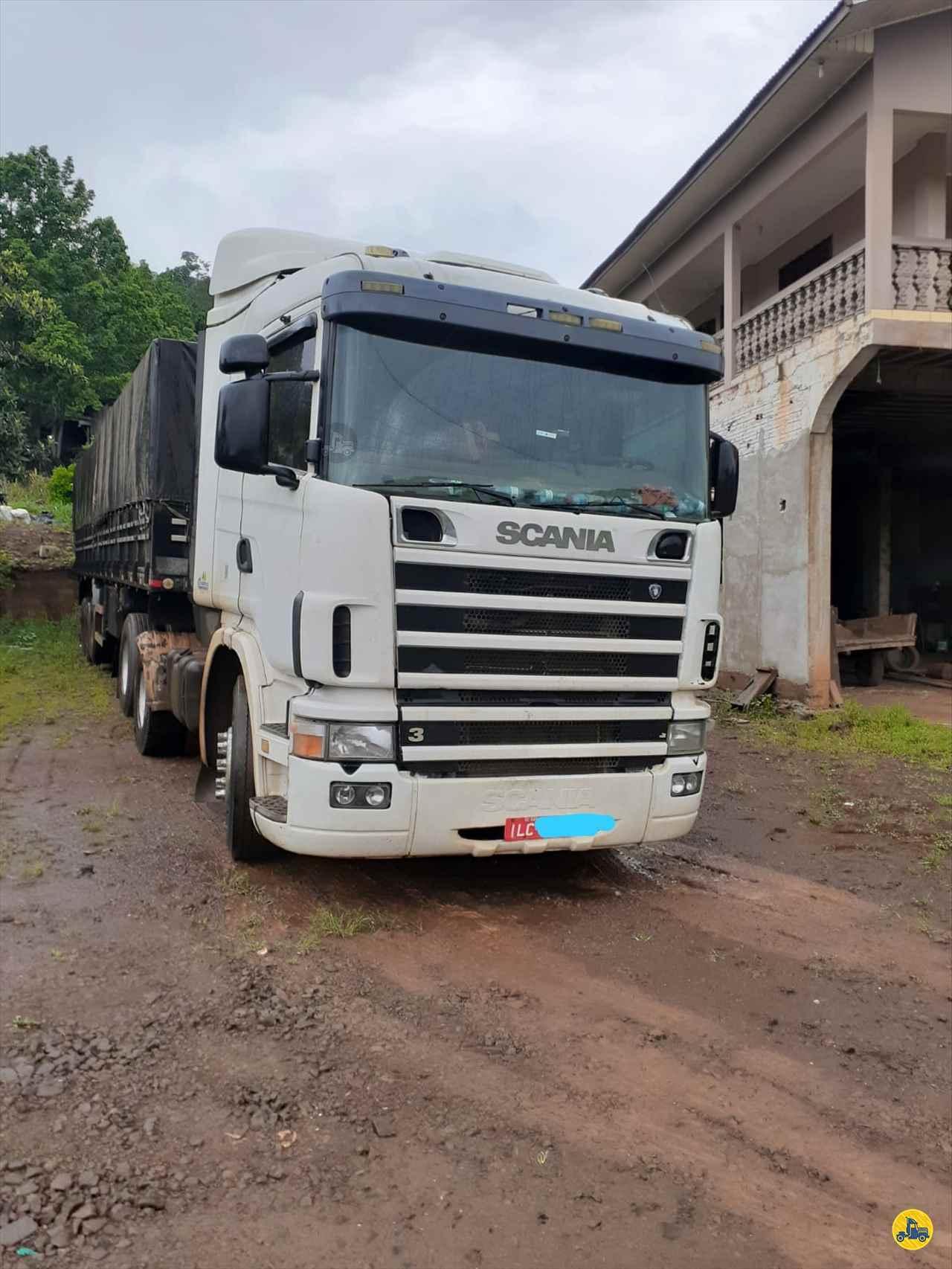 CAMINHAO SCANIA SCANIA 124 360 Graneleiro Truck 6x2 Transmap Caminhões SANTA ROSA RIO GRANDE DO SUL RS