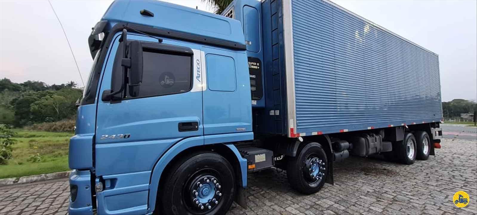 CAMINHAO MERCEDES-BENZ MB 2430 Chassis Truck 6x2 Transmap Caminhões SANTA ROSA RIO GRANDE DO SUL RS