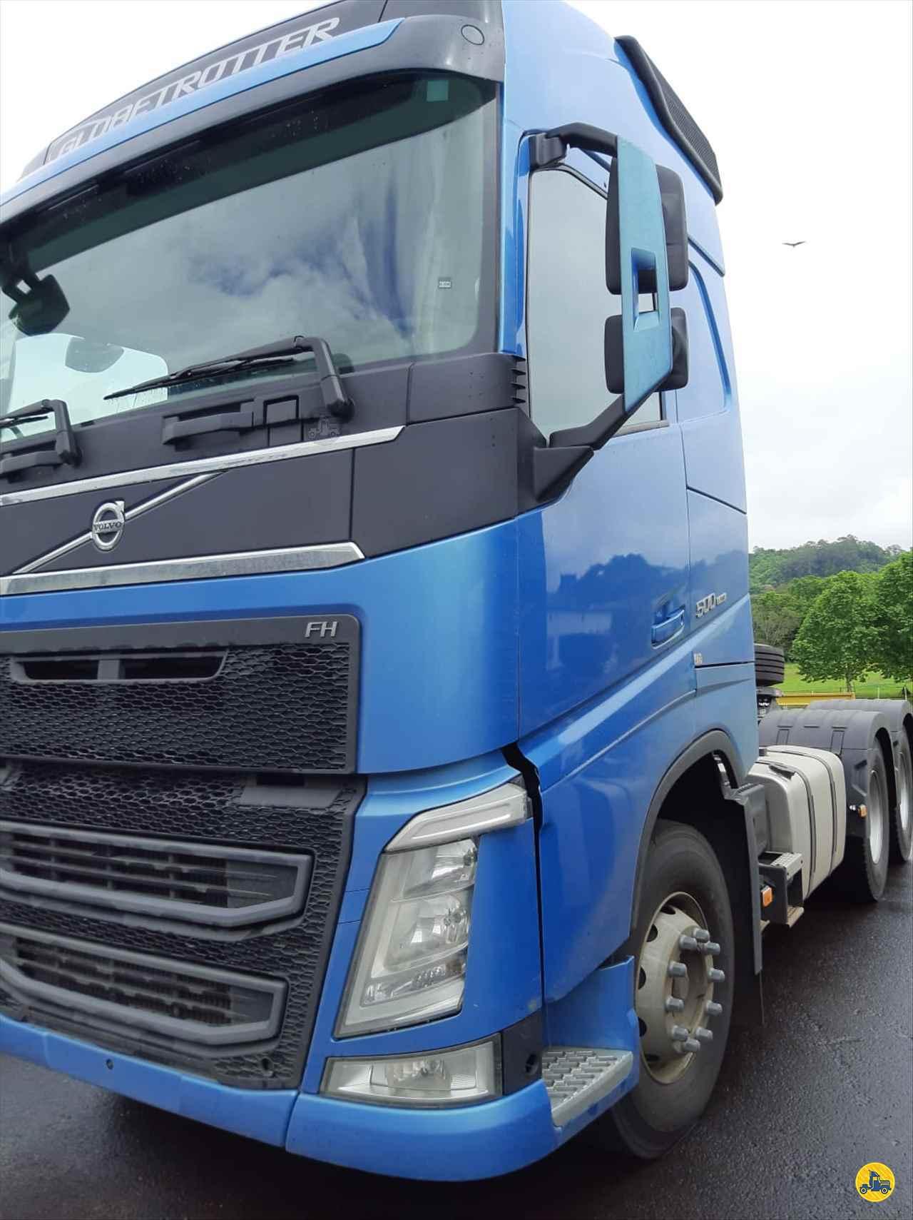 VOLVO FH 500 de Transmap Caminhões - SANTA ROSA/RS
