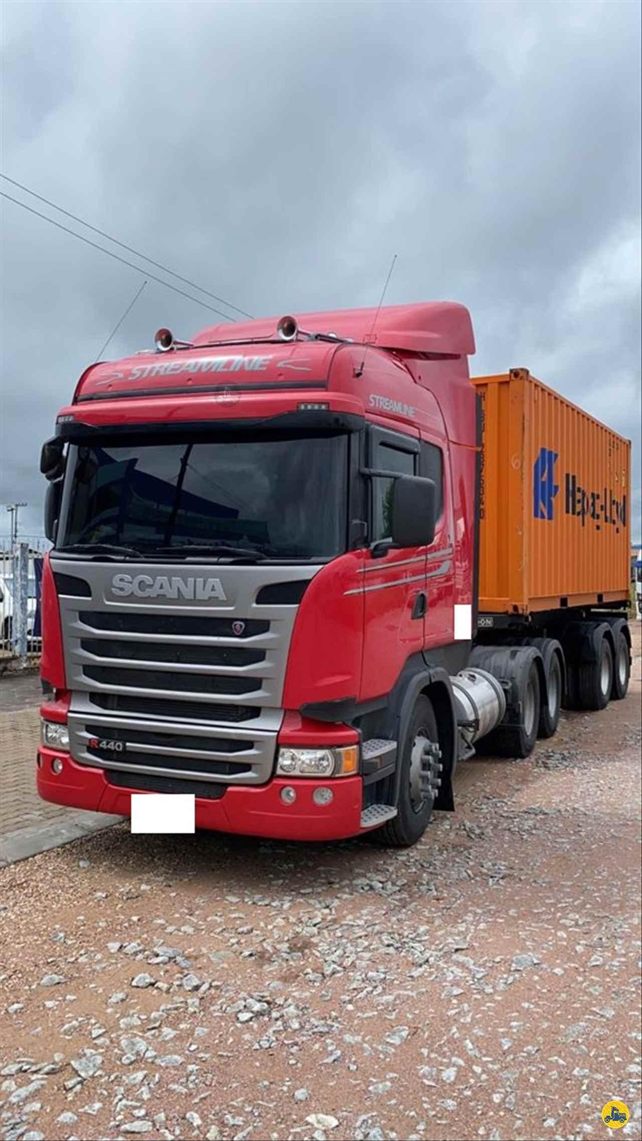CAMINHAO SCANIA SCANIA 440 Cavalo Mecânico Truck 6x2 Transmap Caminhões SANTA ROSA RIO GRANDE DO SUL RS