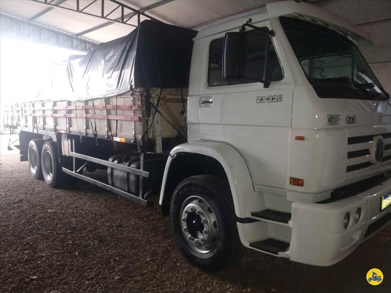 CAMINHAO VOLKSWAGEN VW 23220 Graneleiro Truck 6x2 Transmap Caminhões SANTA ROSA RIO GRANDE DO SUL RS
