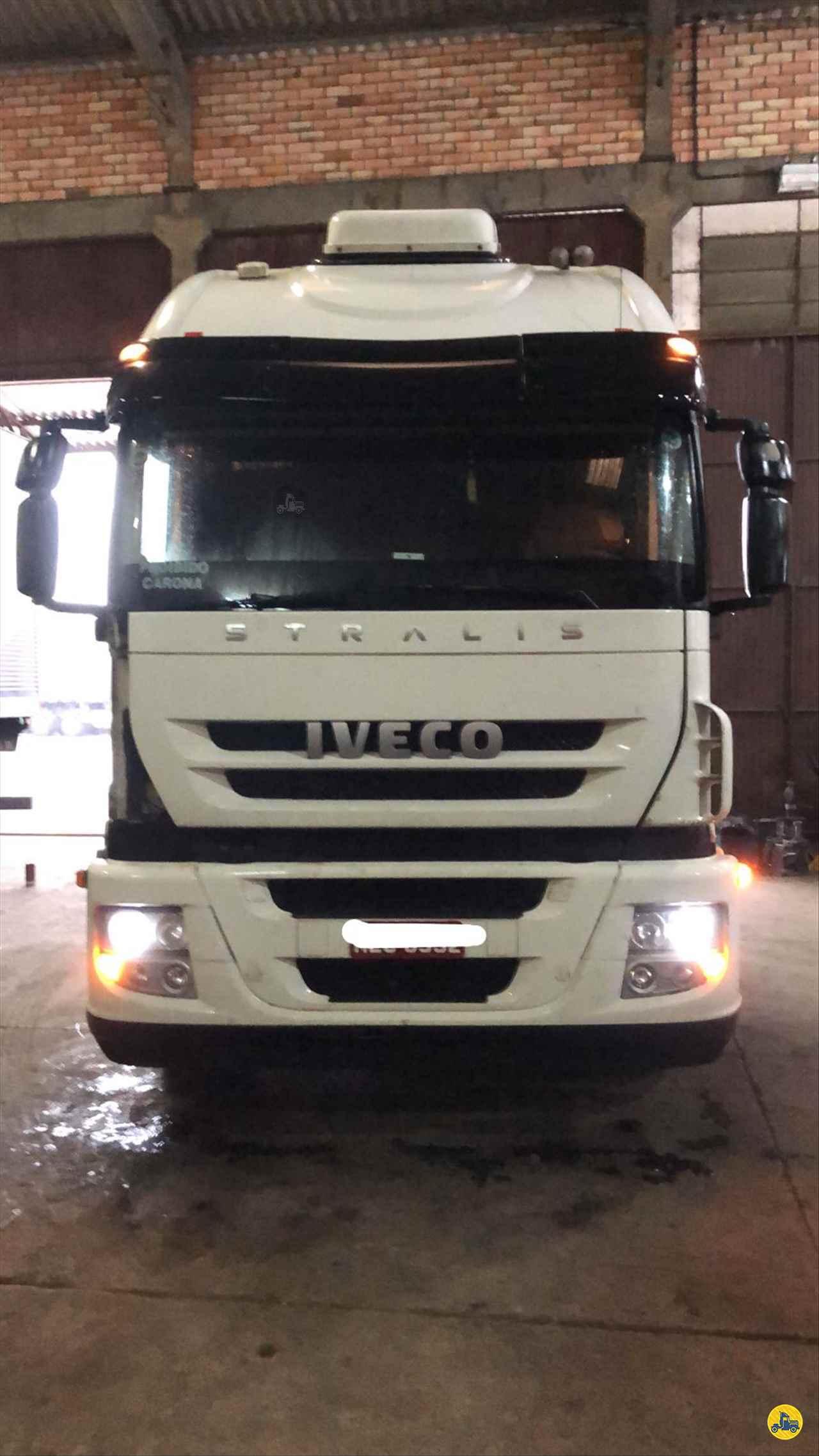 CAMINHAO IVECO STRALIS 440 Cavalo Mecânico Truck 6x2 Transmap Caminhões SANTA ROSA RIO GRANDE DO SUL RS
