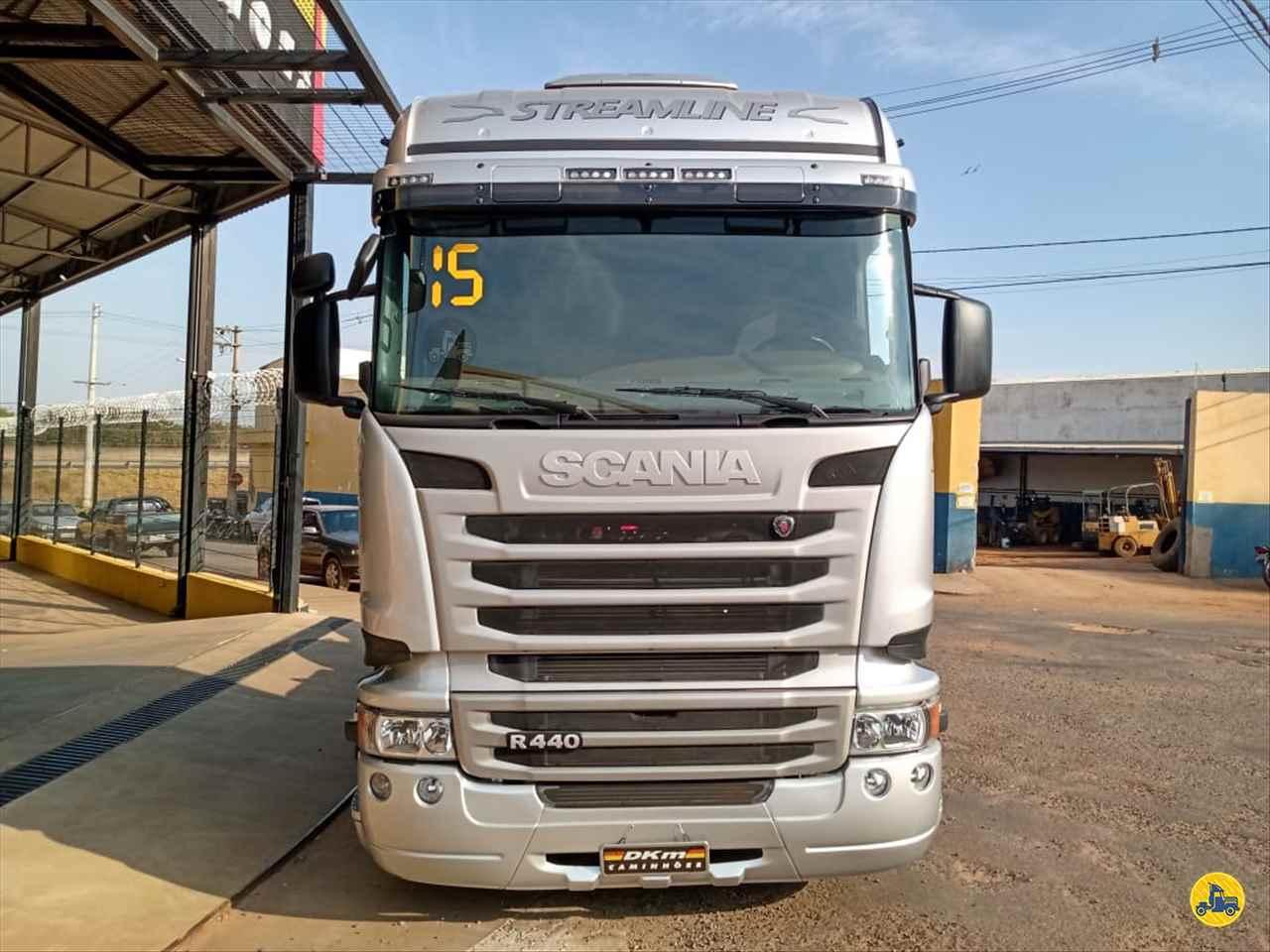 SCANIA SCANIA 440 655000km 2014/2015 DKM Caminhões