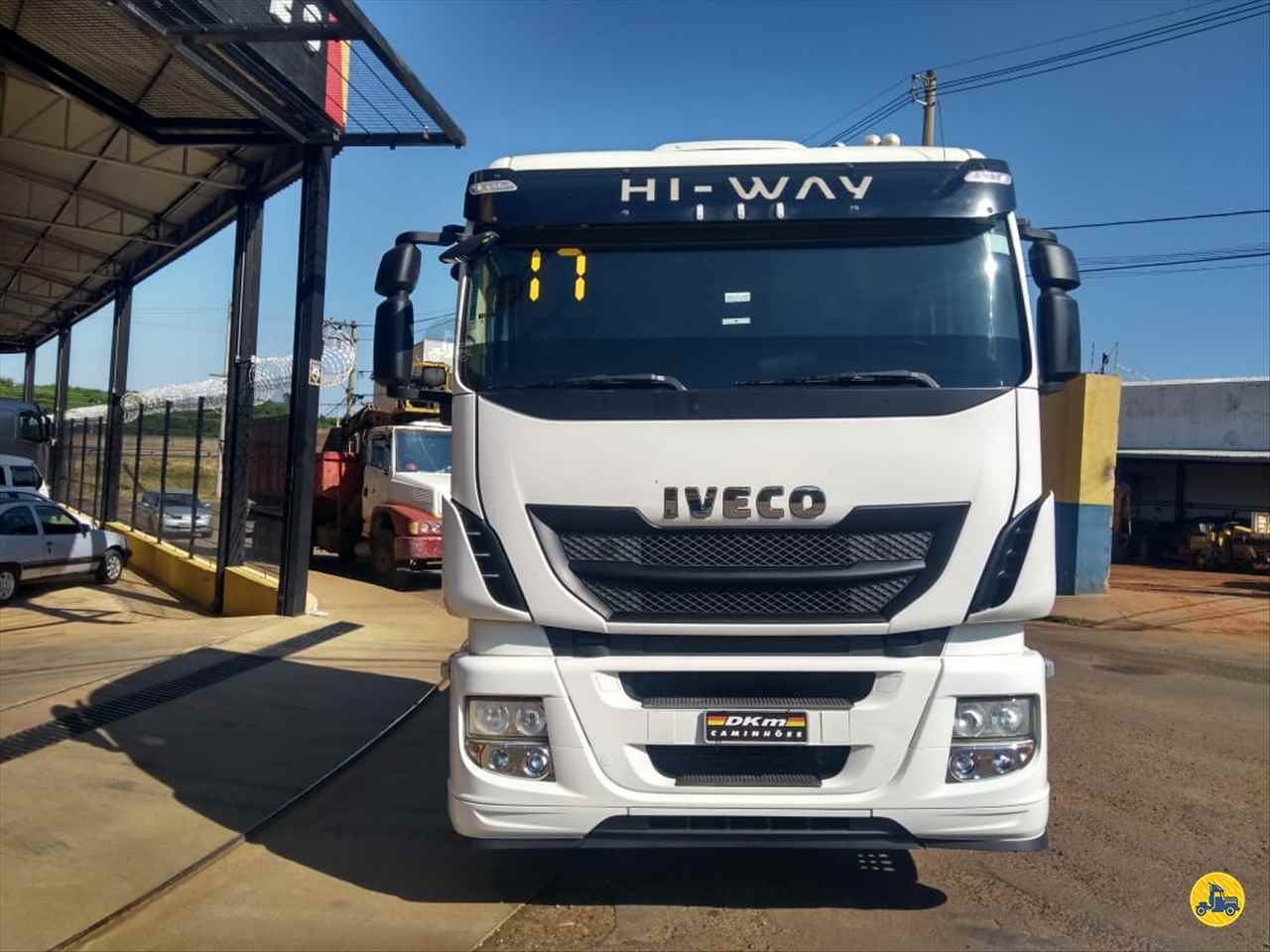IVECO STRALIS 480 299000km 2016/2017 DKM Caminhões