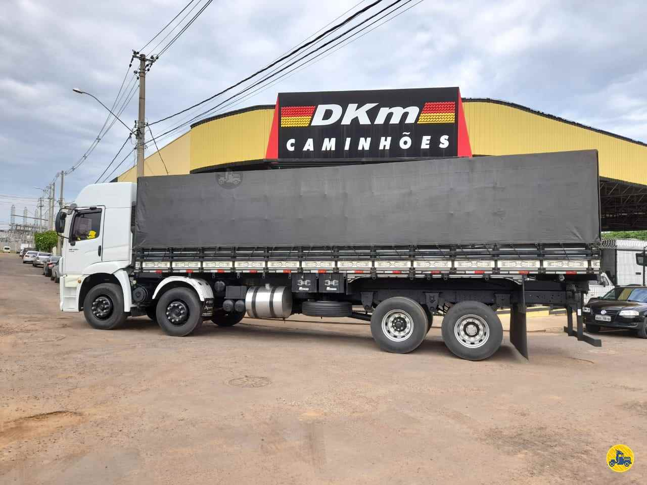 VOLKSWAGEN VW 25320 838000km 2011/2012 DKM Caminhões