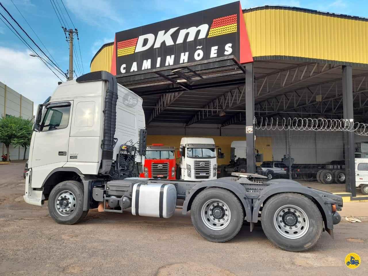 VOLVO VOLVO FH 500 441000km 2014/2014 DKM Caminhões