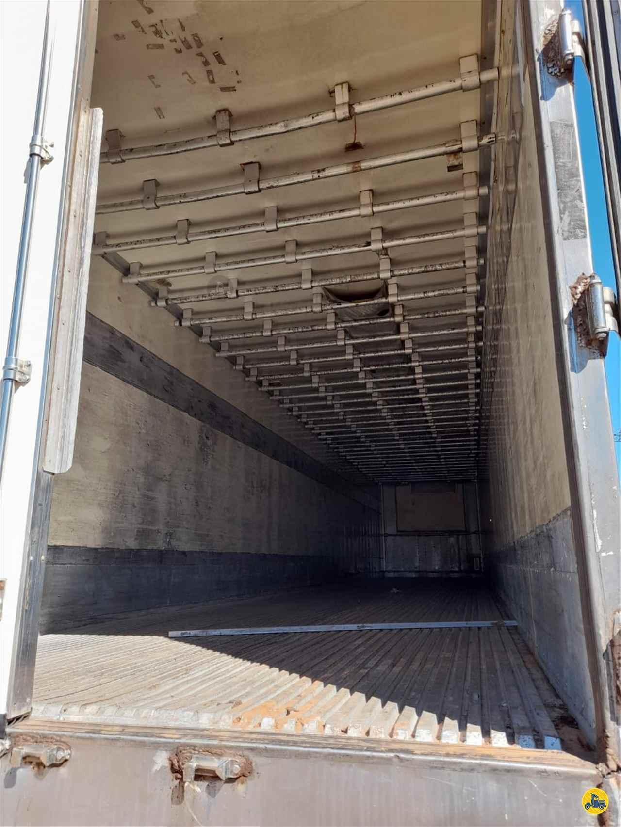 SEMI-REBOQUE FRIGORIFICO  2012/2012 DKM Caminhões