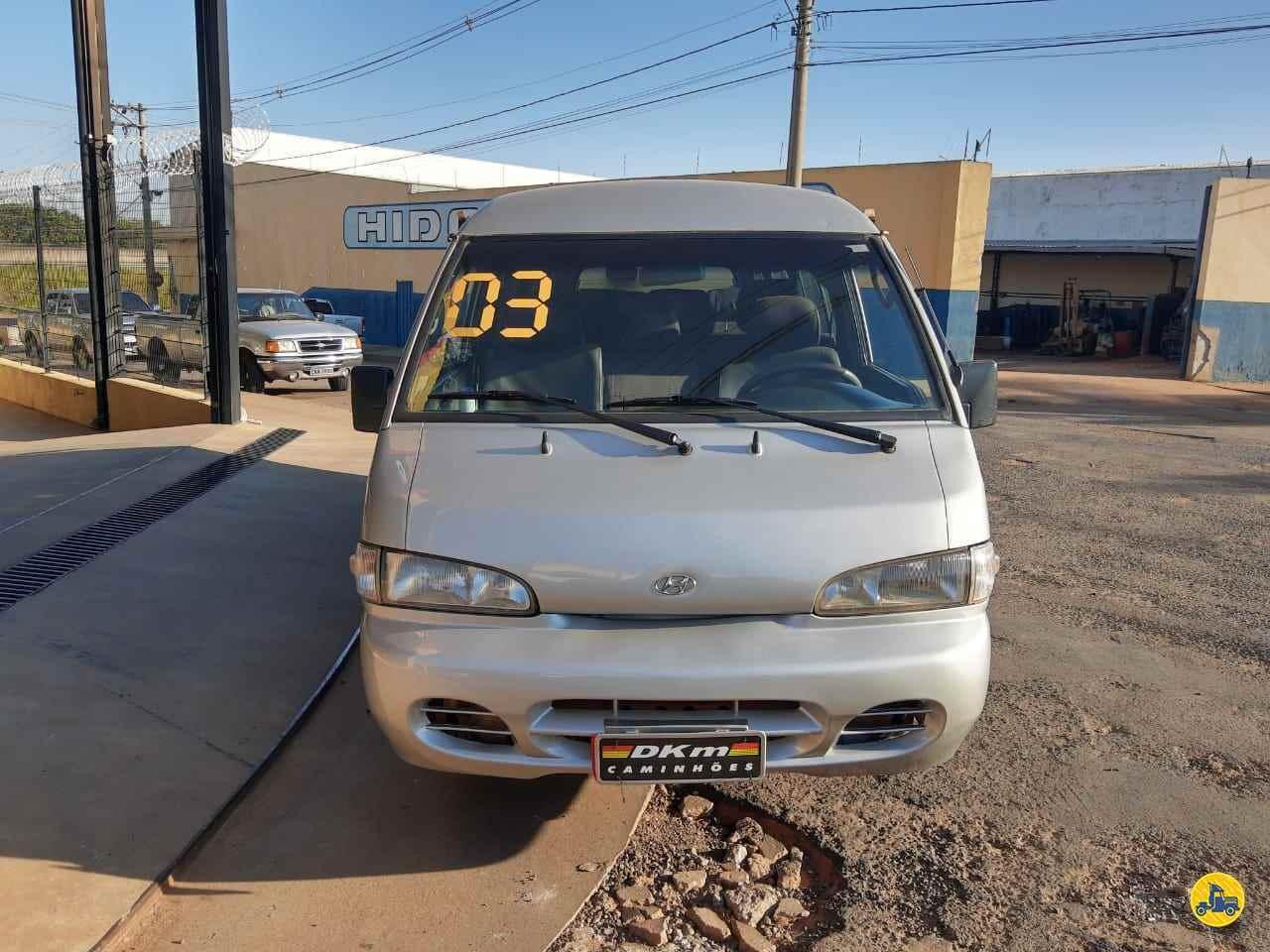 HYUNDAI H100 GLX 146000km 2002/2003 DKM Caminhões