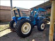 FORD FORD 7630  2001/2001 Jorge Gabinio Tratores