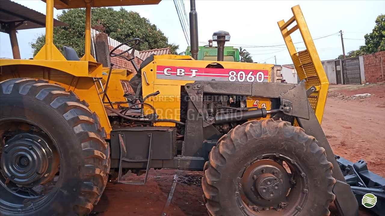 TRATOR CBT CBT 8060 Tração 4x4 Jorge Gabinio Tratores CAMPO GRANDE MATO GROSSO DO SUL MS