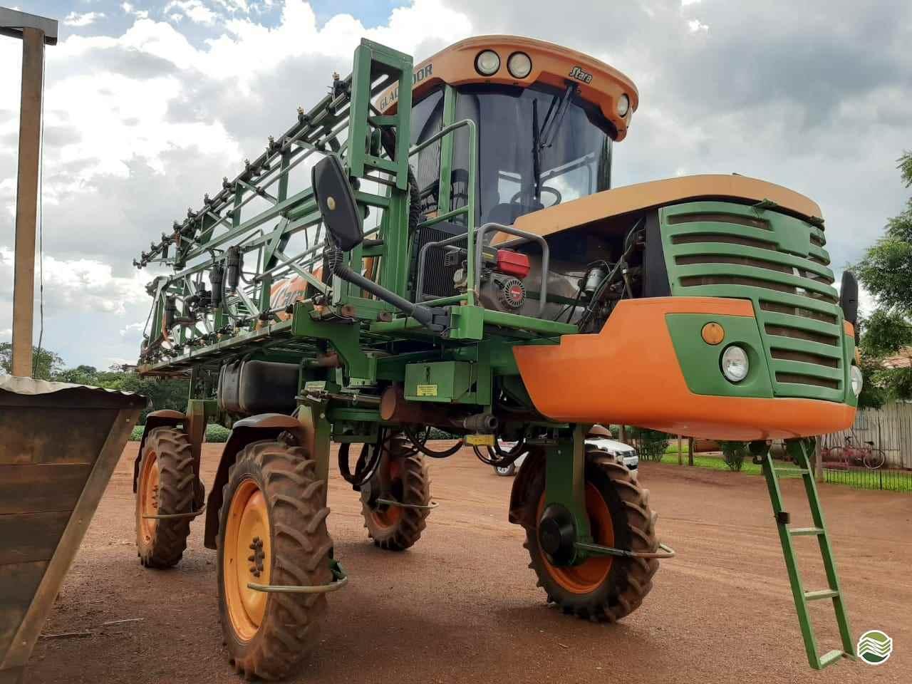 PULVERIZADOR STARA GLADIADOR 2300 Tração 4x2 Gama Máquinas Agrícolas RIO VERDE GOIAS GO
