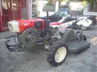 YANMAR CULTIVADOR TC12  2003/2003 Tratorterra Locação