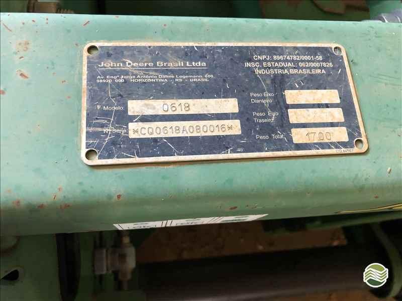 JOHN DEERE JOHN DEERE 1450  2008/2008 Tratorterra Locação