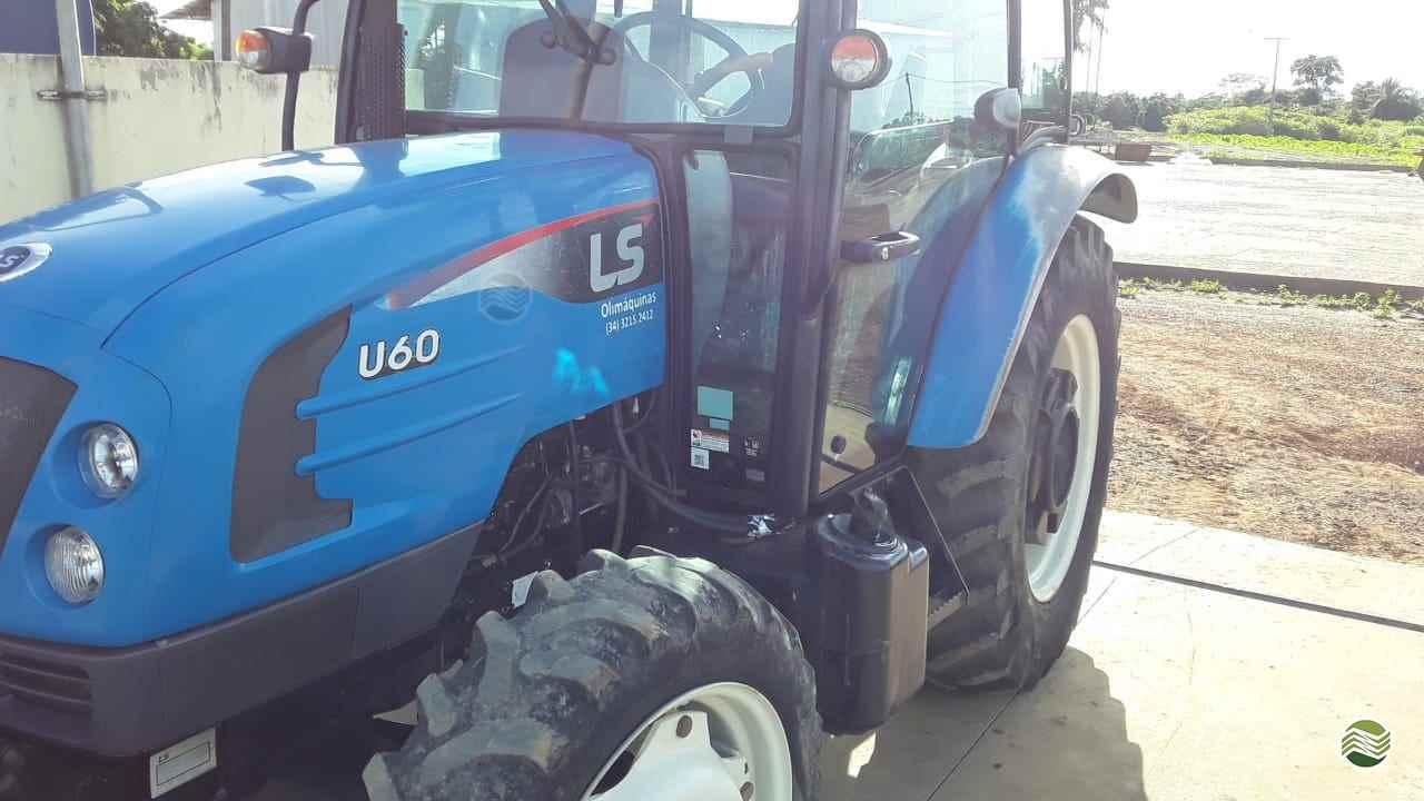 LS TRACTOR LS U60  2018/2018 Tratorterra Locação