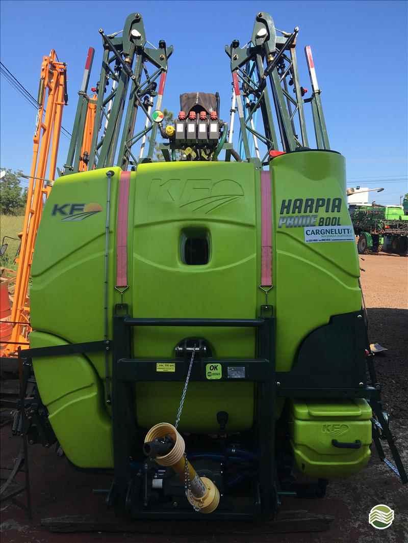 KF HARPIA  2018/2018 Cargnelutti Máquinas Agrícolas