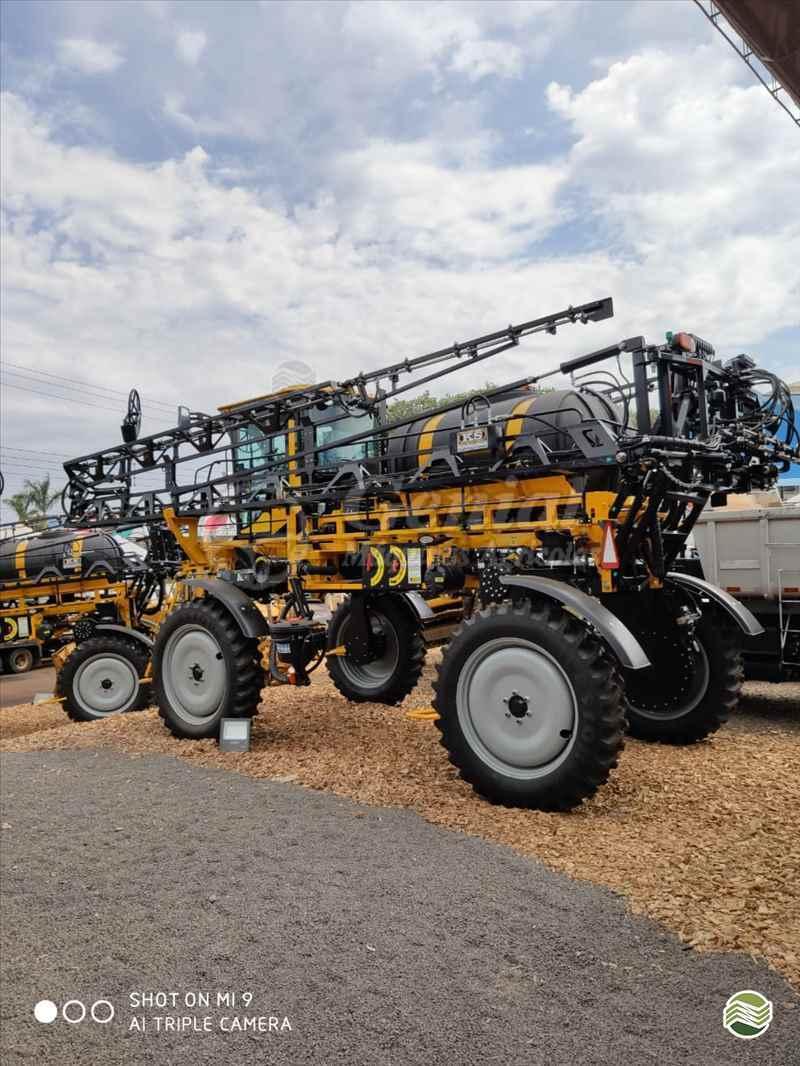 KS PULVERIZADOR AUTOPROPELIDO STARKER  2021/2021 Genial Máquinas