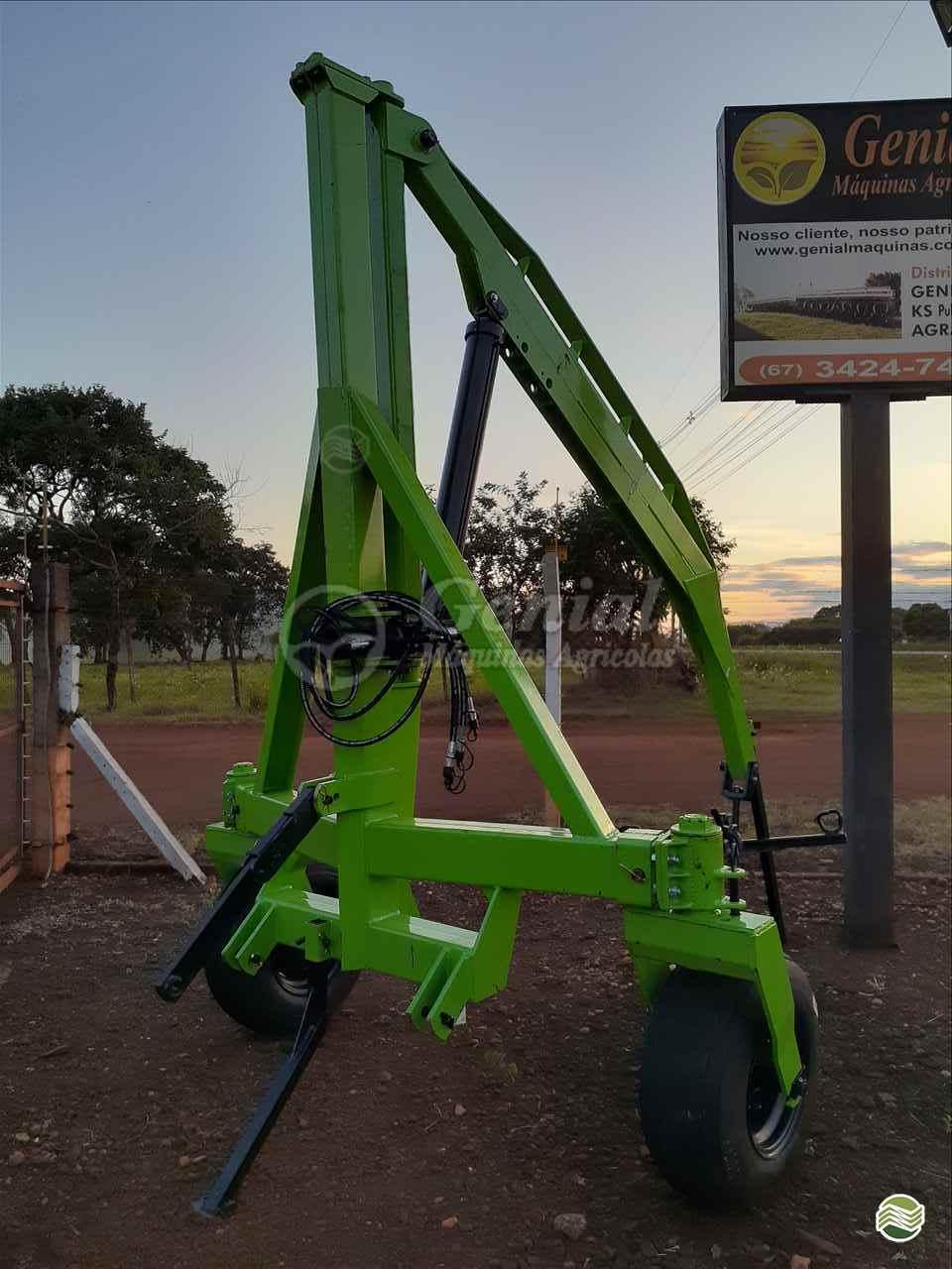 IMPLEMENTOS AGRICOLAS GUINCHO BIG BAG GUINCHO 2000 Kg Genial Máquinas DOURADOS MATO GROSSO DO SUL MS