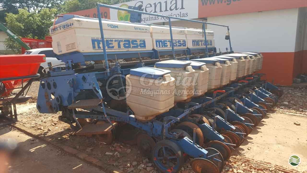 PLANTADEIRA METASA PDM 9810 Genial Máquinas DOURADOS MATO GROSSO DO SUL MS