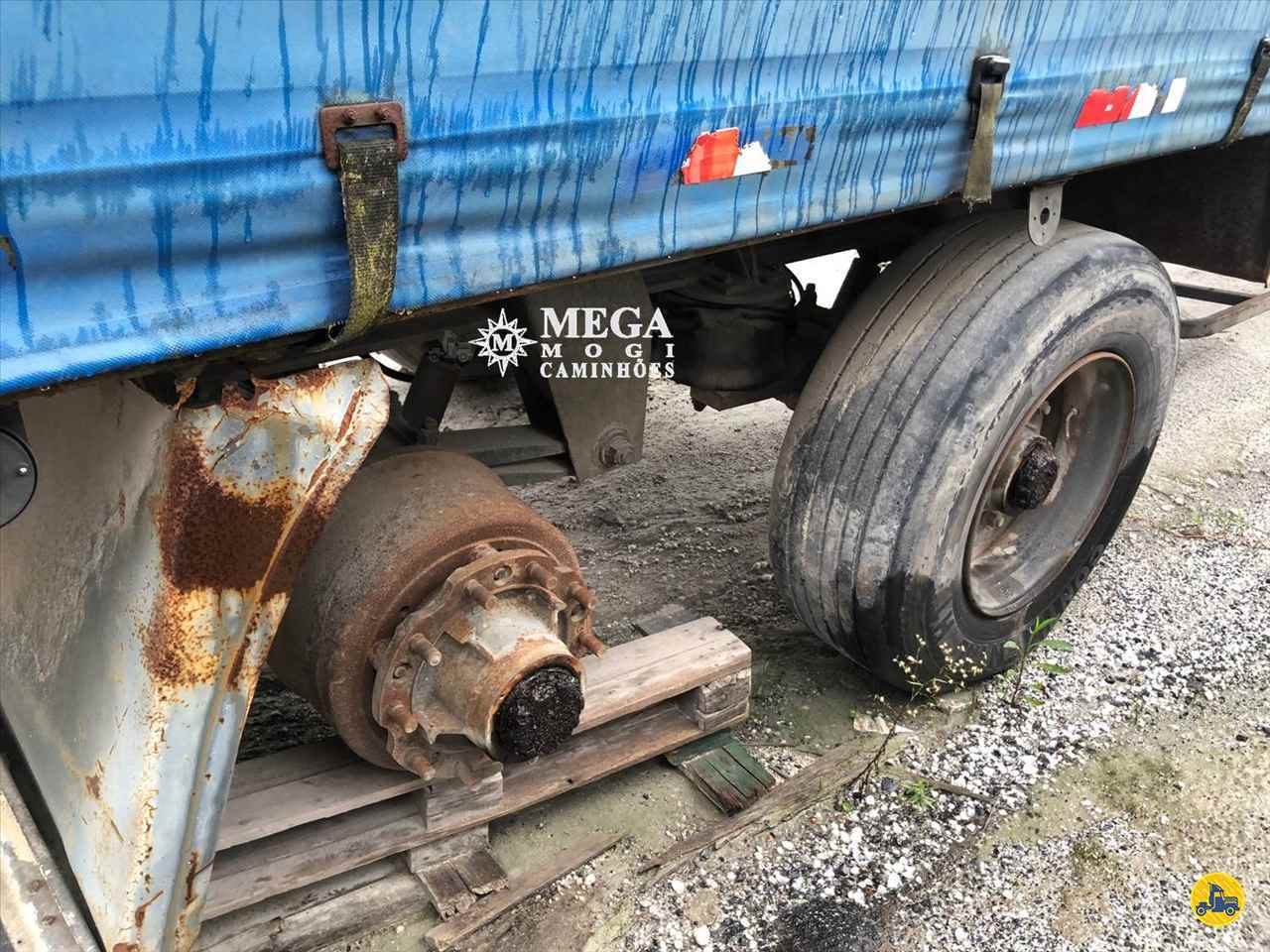 SEMI-REBOQUE BAU SIDER  2004/2004 Mega Mogi Caminhões