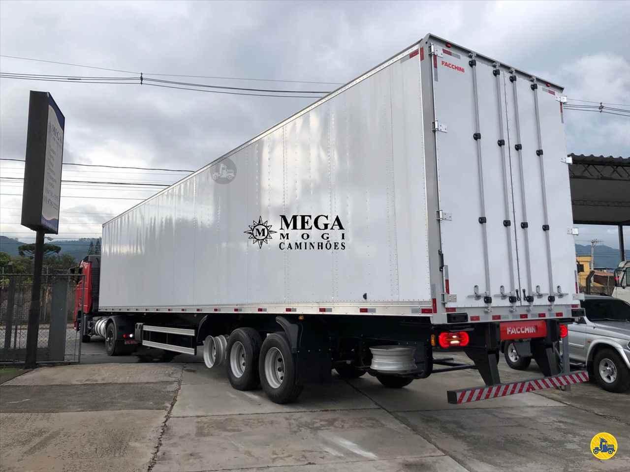CARRETA SEMI-REBOQUE BAU FURGÃO Mega Mogi Caminhões MOGI DAS CRUZES SÃO PAULO SP