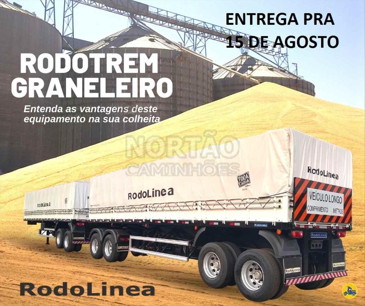 RODOTREM GRANELEIRO  2021/2021 Nortão Caminhões