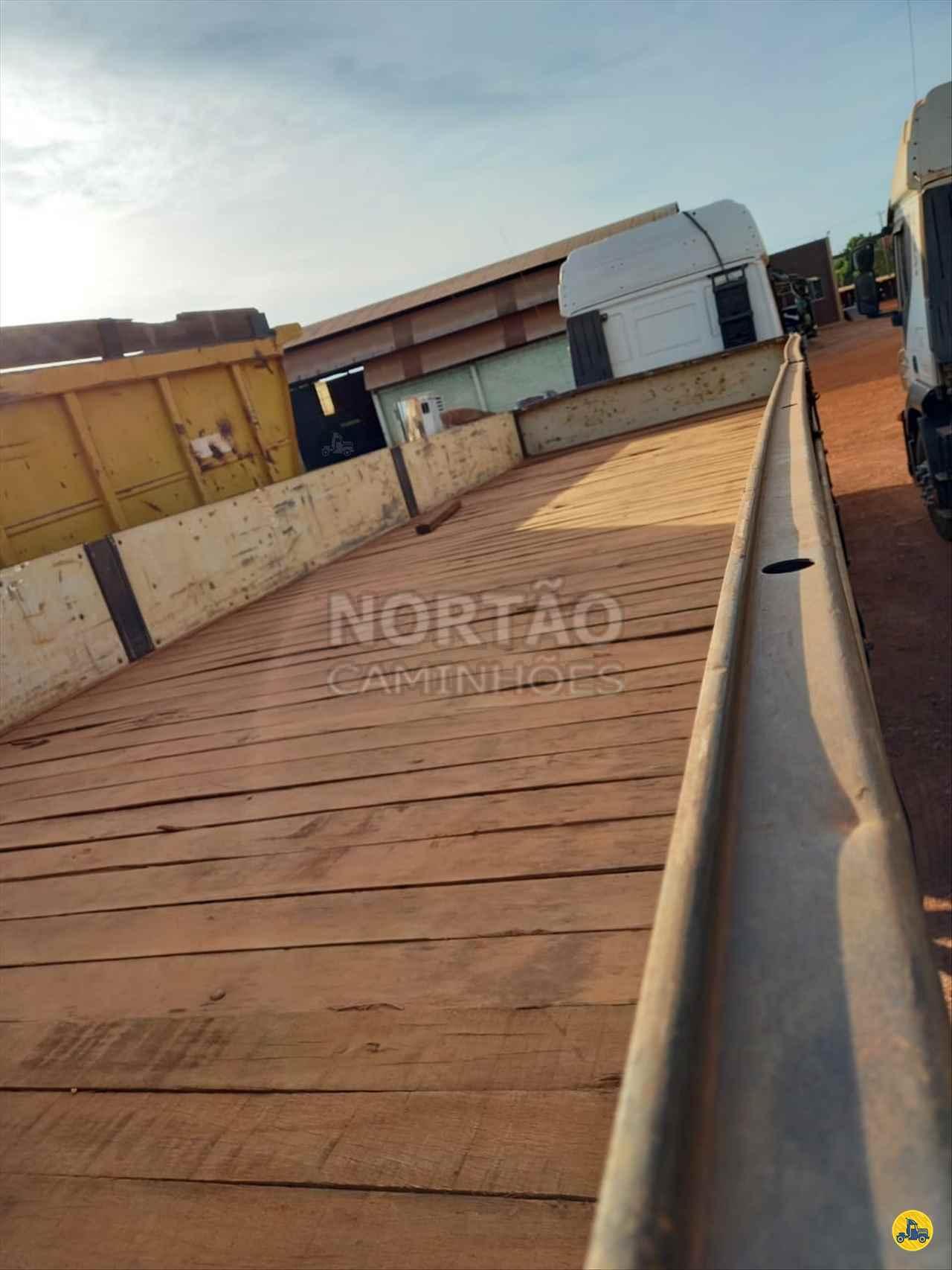 RODOTREM CARGA SECA  2015/2015 Nortão Caminhões