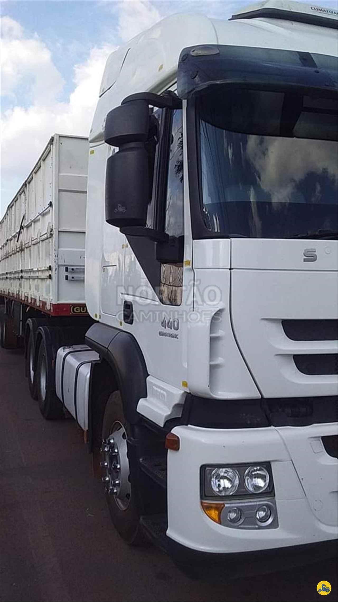 CAMINHAO IVECO STRALIS 440 Graneleiro Truck 6x2 Nortão Caminhões VARZEA GRANDE MATO GROSSO MT