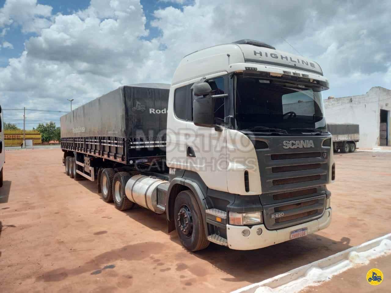 CAMINHAO SCANIA SCANIA 420 Graneleiro Truck 6x2 Nortão Caminhões VARZEA GRANDE MATO GROSSO MT