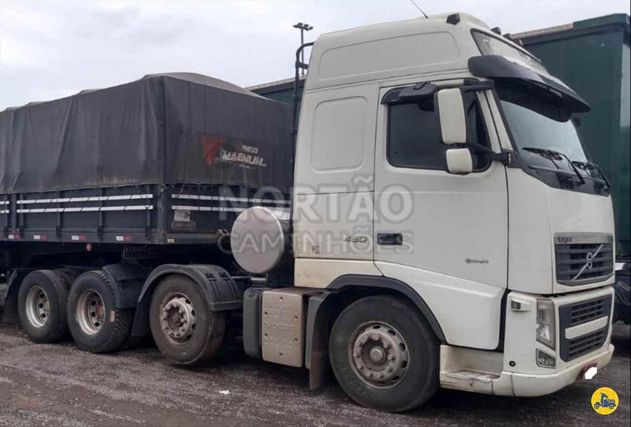 CAMINHAO VOLVO VOLVO FH 460 Cavalo Mecânico BiTruck 8x2 Nortão Caminhões VARZEA GRANDE MATO GROSSO MT