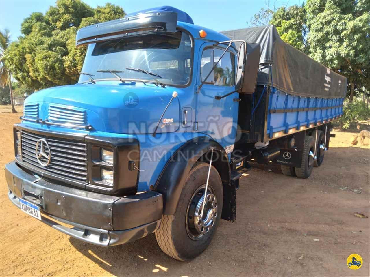 CAMINHAO MERCEDES-BENZ MB 1516 Graneleiro Truck 6x2 Nortão Caminhões VARZEA GRANDE MATO GROSSO MT