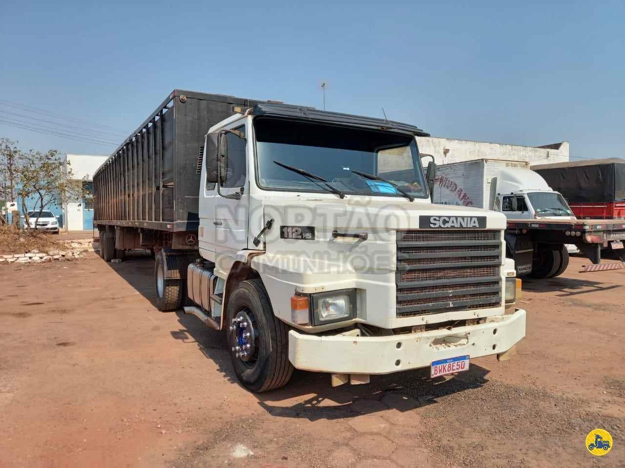CAMINHAO SCANIA SCANIA 112 330 Boiadeiro Toco 4x2 Nortão Caminhões VARZEA GRANDE MATO GROSSO MT