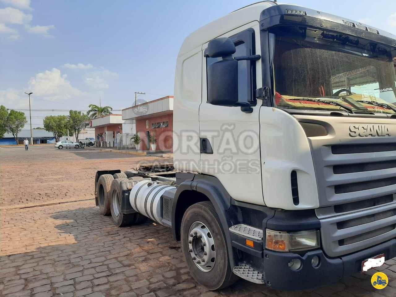 CAMINHAO SCANIA SCANIA 420 Cavalo Mecânico Truck 6x2 Nortão Caminhões VARZEA GRANDE MATO GROSSO MT