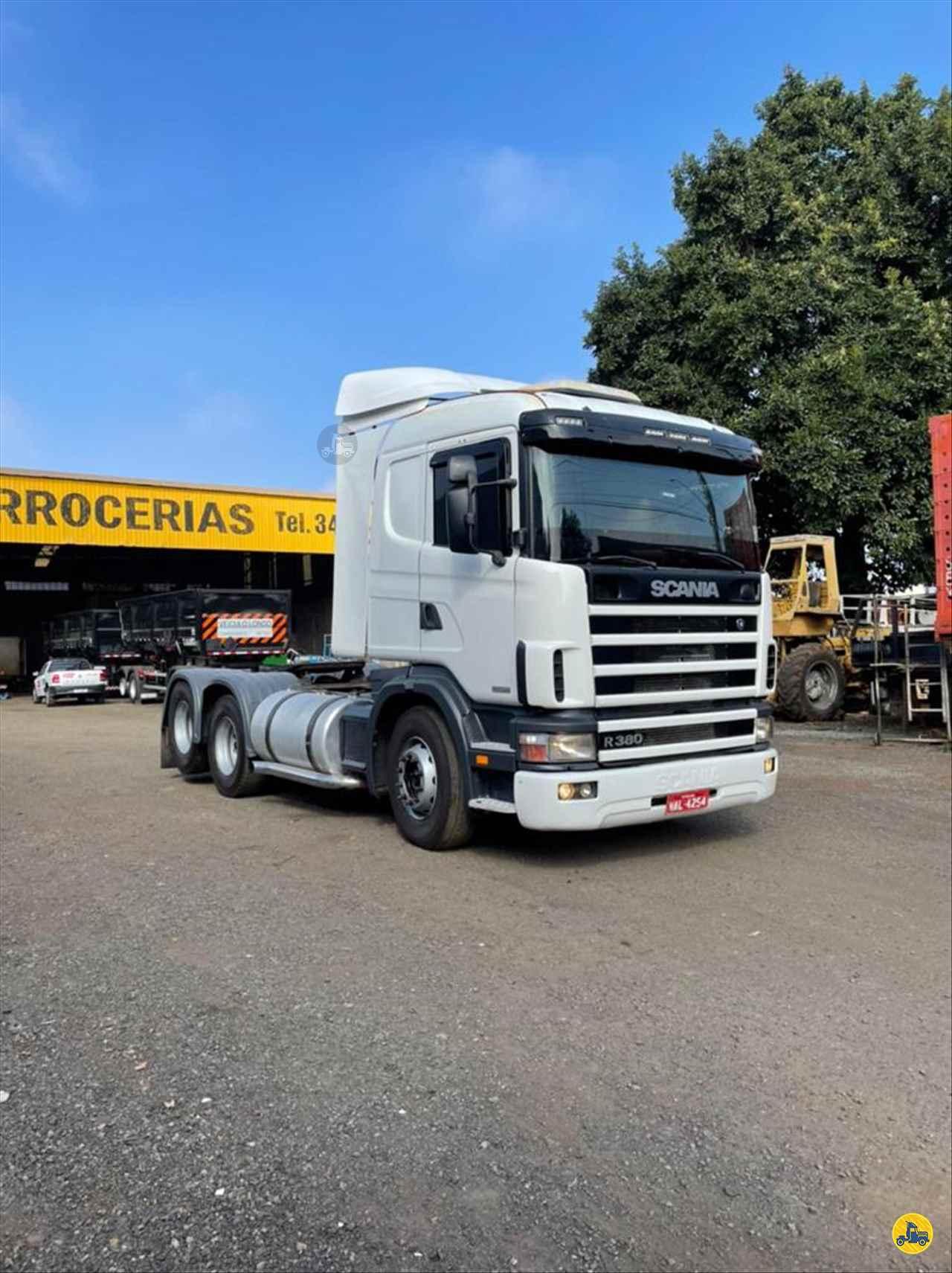 SCANIA 380 de 4K Caminhões - Araras - ARARAS/SP