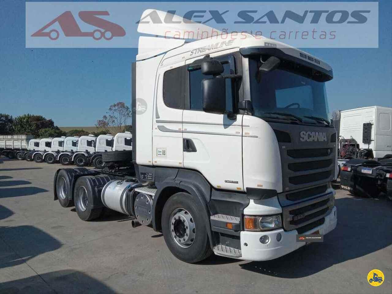CAMINHAO SCANIA SCANIA 440 Cavalo Mecânico Truck 6x2 Alex Santos Caminhões - Pouso Alegre POUSO ALEGRE MINAS GERAIS MG