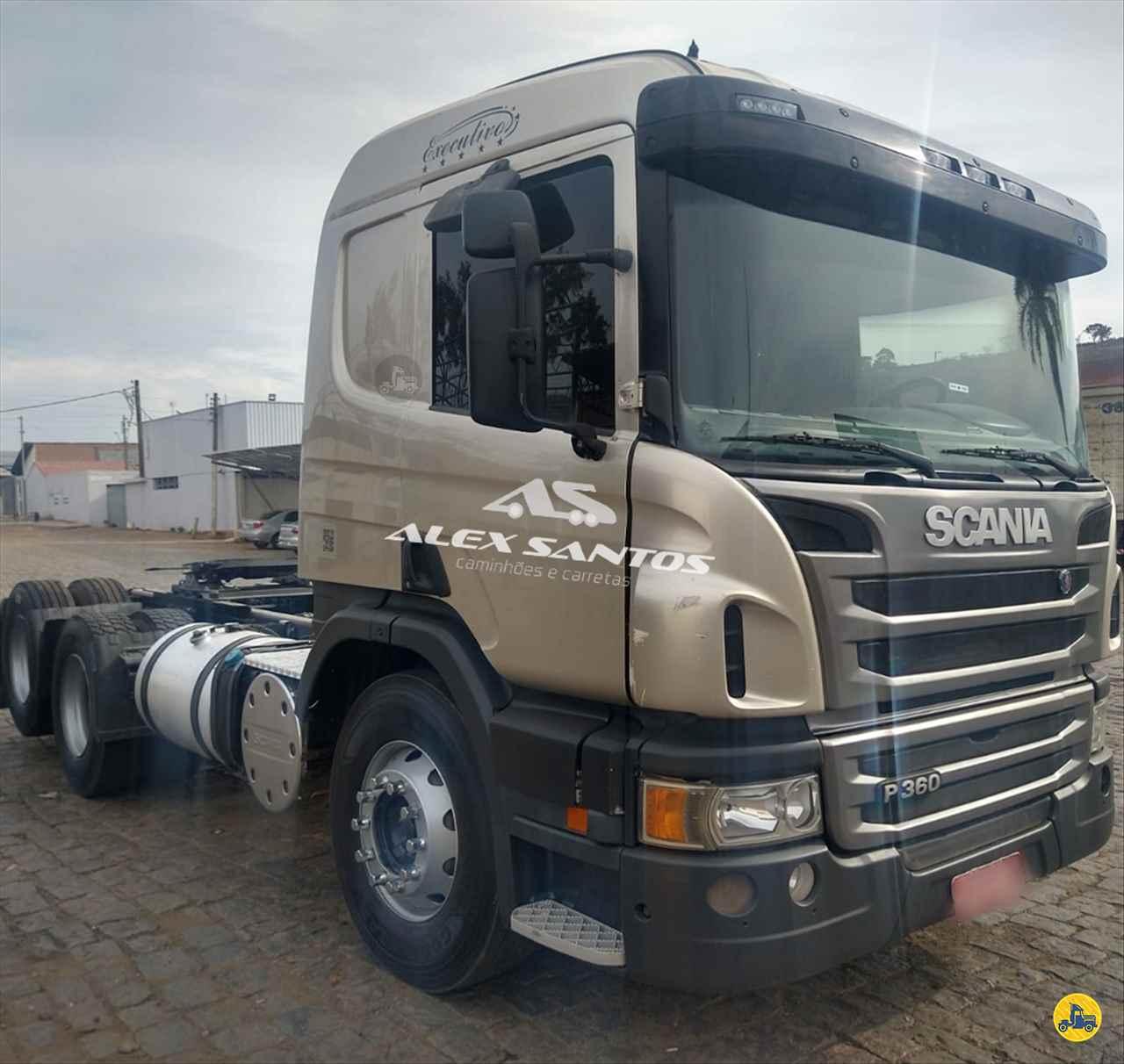 CAMINHAO SCANIA SCANIA 360 Cavalo Mecânico Truck 6x2 Alex Santos Caminhões - Pouso Alegre POUSO ALEGRE MINAS GERAIS MG