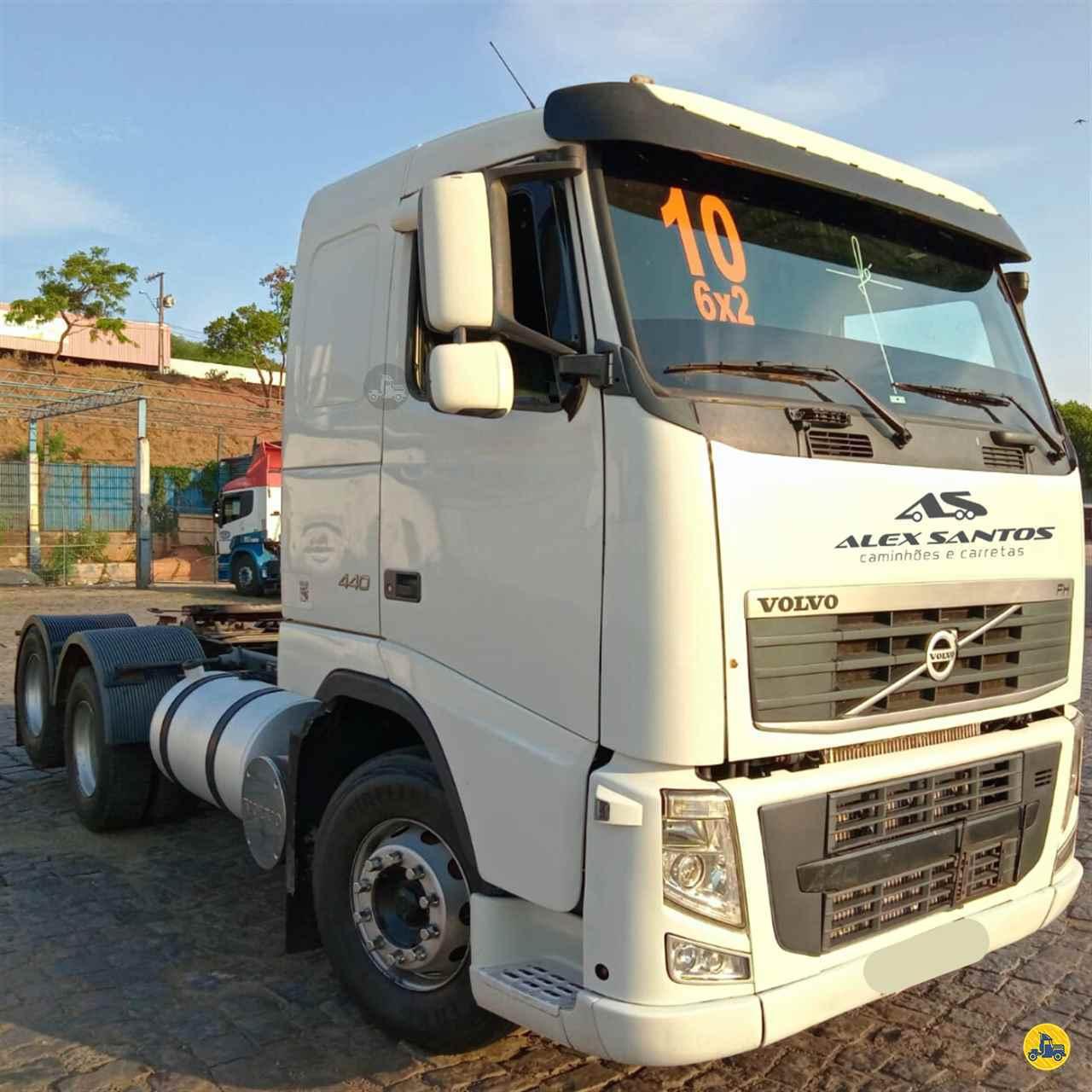 CAMINHAO VOLVO VOLVO FH 440 Cavalo Mecânico Truck 6x2 Alex Santos Caminhões - Pouso Alegre POUSO ALEGRE MINAS GERAIS MG