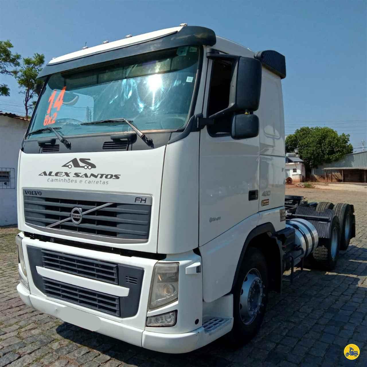 CAMINHAO VOLVO VOLVO FH 460 Cavalo Mecânico Truck 6x2 Alex Santos Caminhões - Pouso Alegre POUSO ALEGRE MINAS GERAIS MG