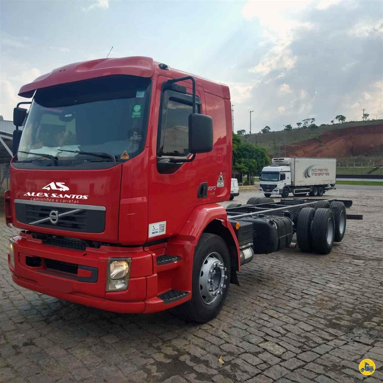 CAMINHAO VOLVO VOLVO VM 270 Cavalo Mecânico Truck 6x2 Alex Santos Caminhões - Pouso Alegre POUSO ALEGRE MINAS GERAIS MG