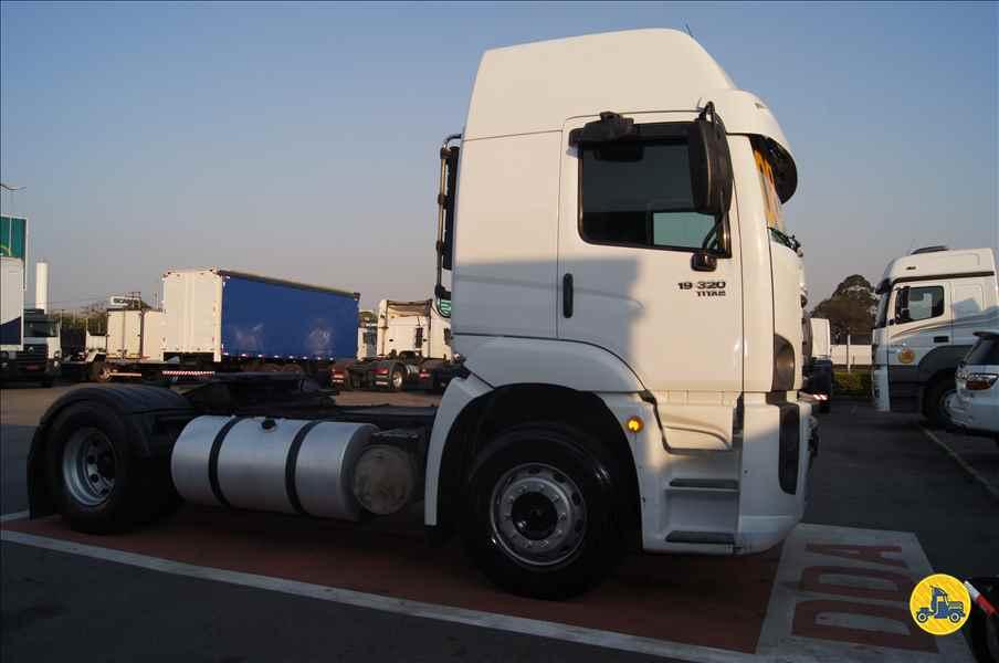 VOLKSWAGEN VW 19320 636800km 2008/2008 DDA Caminhões e Carretas