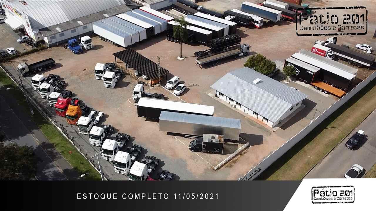 Foto da Loja da Pátio 201 Caminhões e Carretas