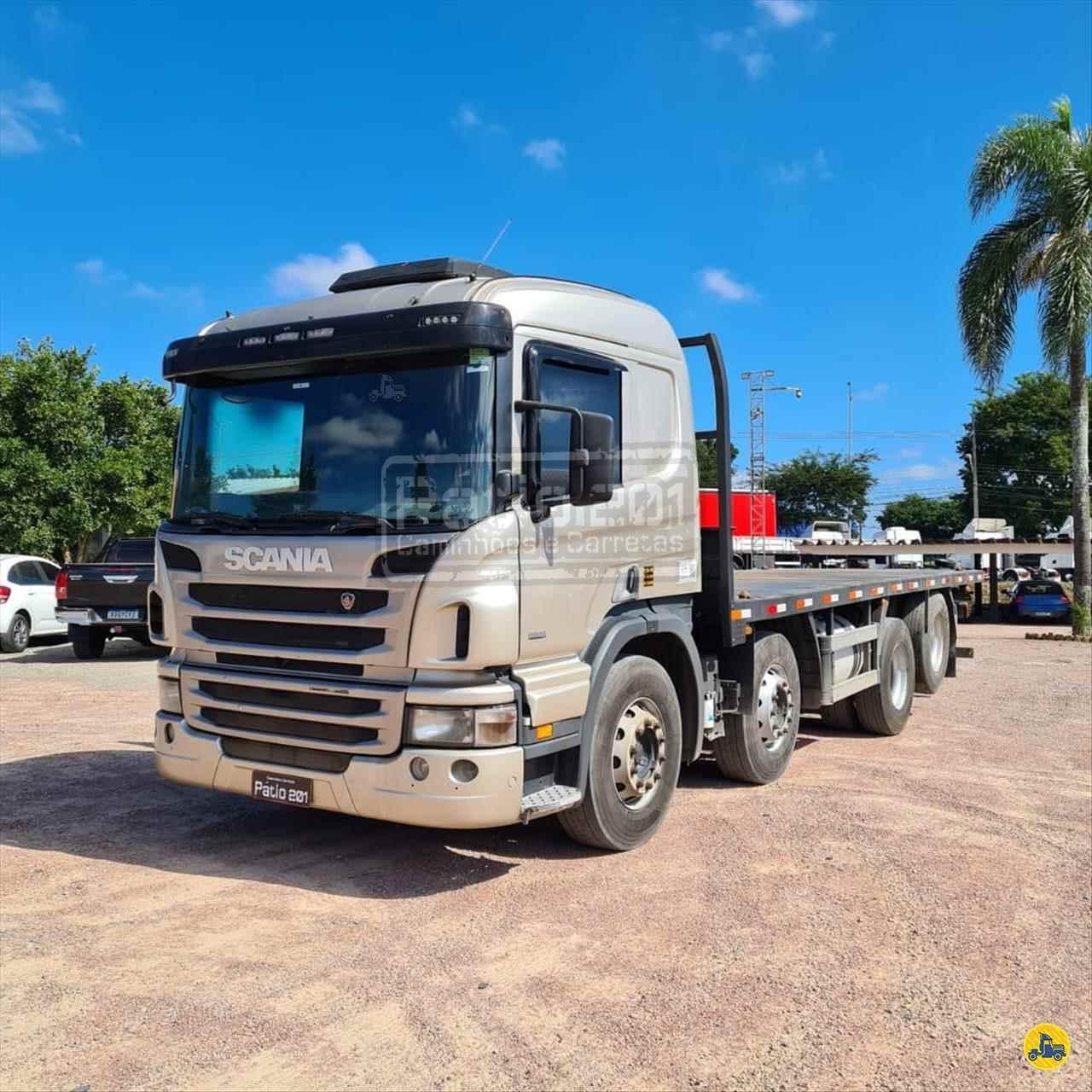 CAMINHAO SCANIA SCANIA 310 Conteiner 20 Pés BiTruck 8x2 Pátio 201 Caminhões e Carretas CURITIBA PARANÁ PR