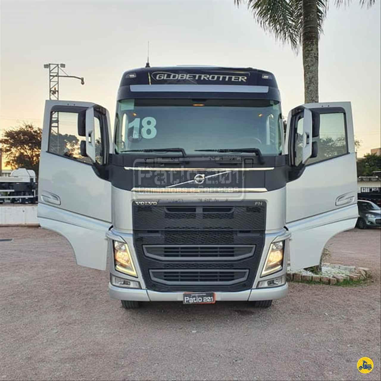 CAMINHAO VOLVO VOLVO FH 460 Cavalo Mecânico Truck 6x2 Pátio 201 Caminhões e Carretas CURITIBA PARANÁ PR