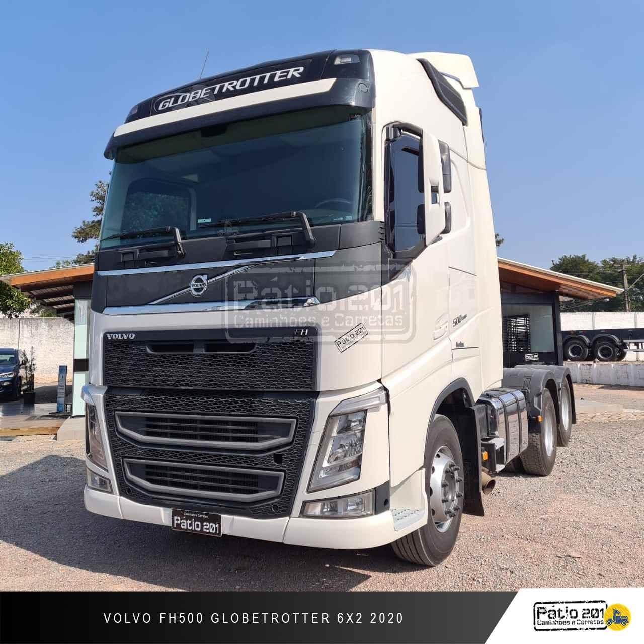 CAMINHAO VOLVO VOLVO FH 500 Cavalo Mecânico Truck 6x2 Pátio 201 Caminhões e Carretas CURITIBA PARANÁ PR