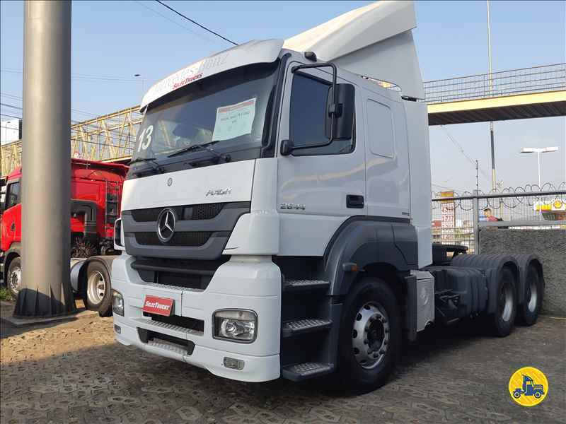MERCEDES-BENZ MB 2644 812000km 2013/2013 SelecTrucks - Betim MG