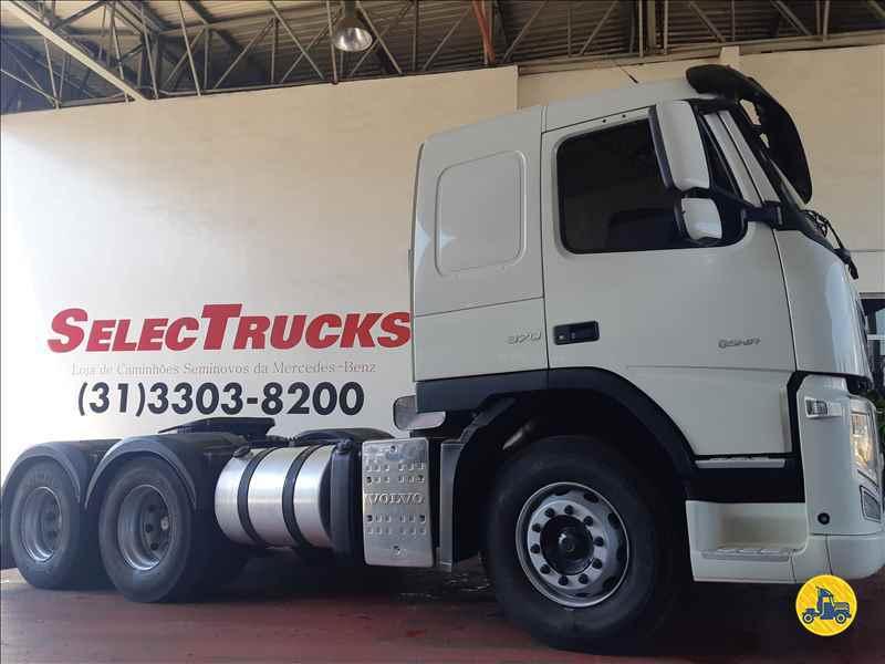VOLVO VOLVO FM 370 480000km 2013/2013 SelecTrucks - Betim MG