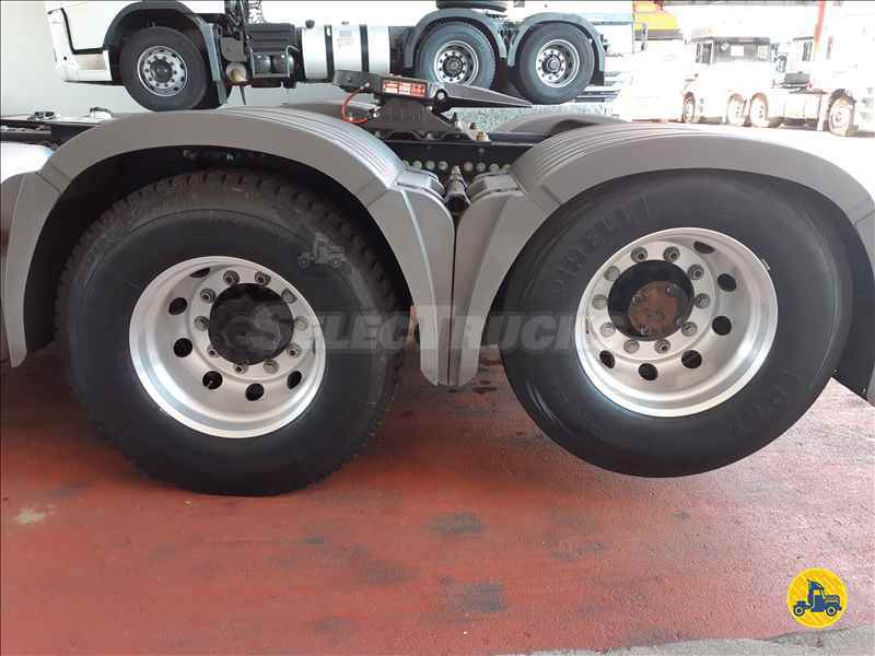 MERCEDES-BENZ MB 2546 248000km 2016/2016 SelecTrucks - Betim MG