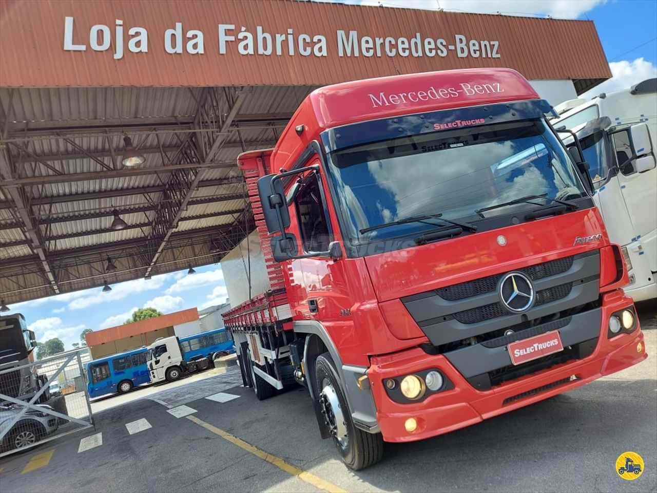 CAMINHAO MERCEDES-BENZ MB 2426 Carga Seca Truck 6x2 SelecTrucks - Betim MG BETIM MINAS GERAIS MG