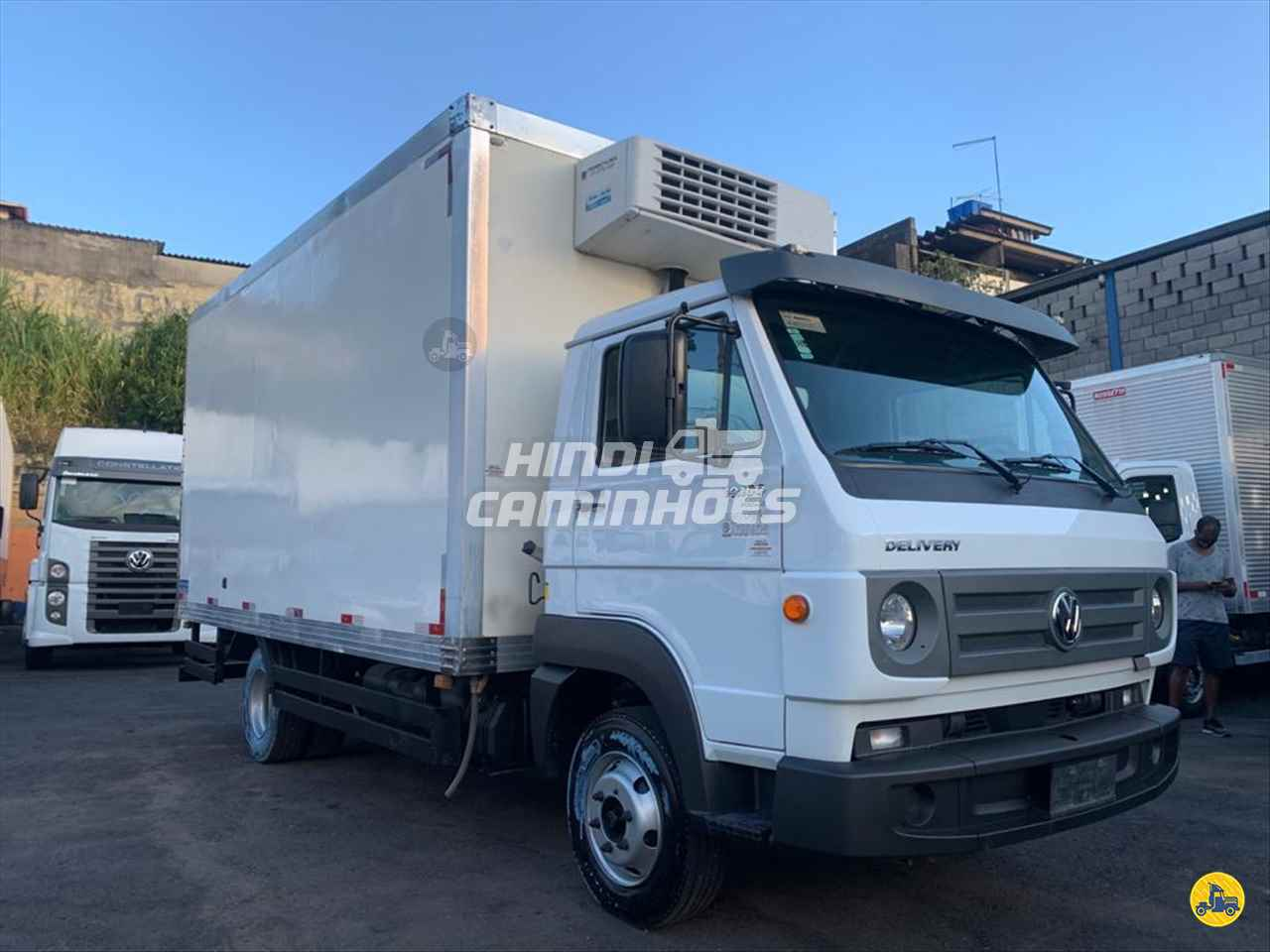 CAMINHAO VOLKSWAGEN VW 10160 Baú Frigorífico 3/4 4x2 Hindi Caminhões CONTAGEM MINAS GERAIS MG