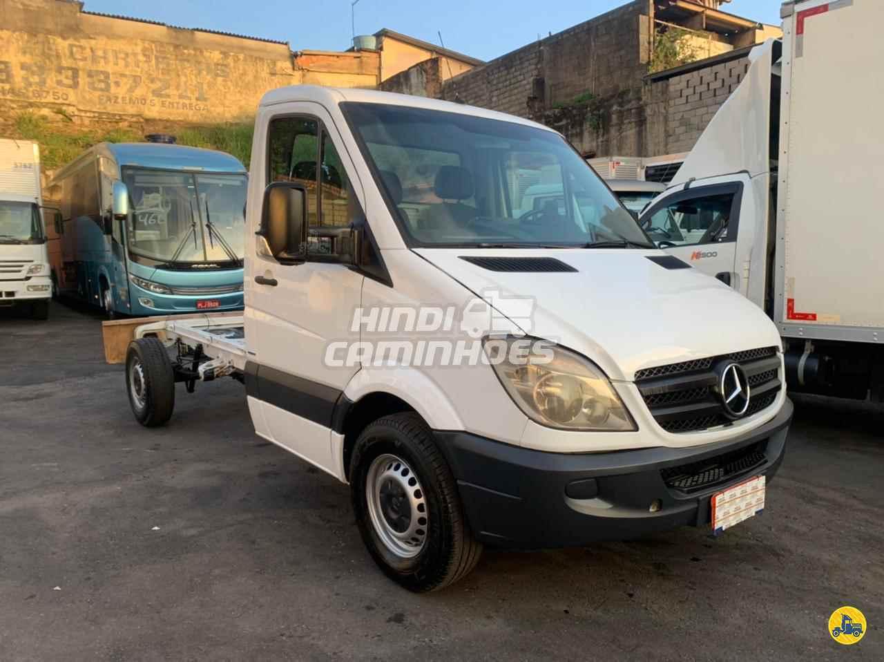 UTILITARIOS MERCEDES-BENZ Sprinter Chassi 311 Hindi Caminhões CONTAGEM MINAS GERAIS MG